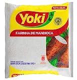 Farinha de Mandioca Crua - Yoki - 500gr
