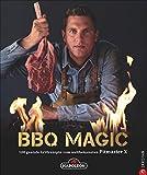 """Grillbuch: BBQ Magic - 100 geniale Grill- und Barbecue-Rezepte von Roel """"Pitmaster X"""" Westra, dem Grill- und BBQ-Profi mit 340.000 YouTube-Abonnenten. Das Standardwerk mit Pitmaster-Garantie."""