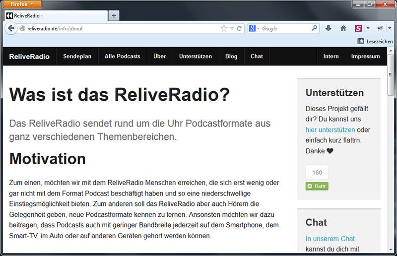 ReliveRadio