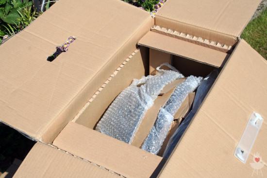 Tchibo XL-Kugelgrill - Gut verpackt