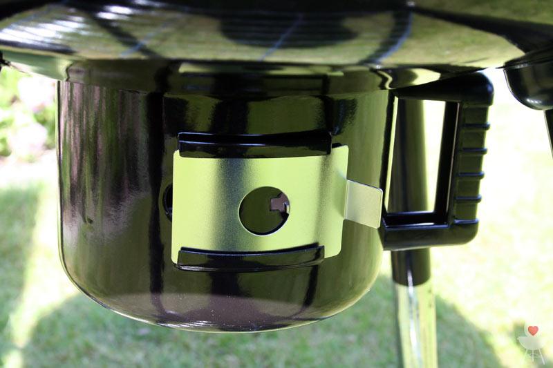 Tchibo Elektrogrill Test : Grill test: der xl kugelgrill von tchibo u203a feuer glut und herzblut