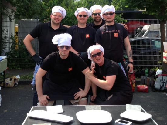 FGH-Bergisch BBQ-Team