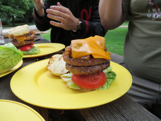 Burger basteln FGH005