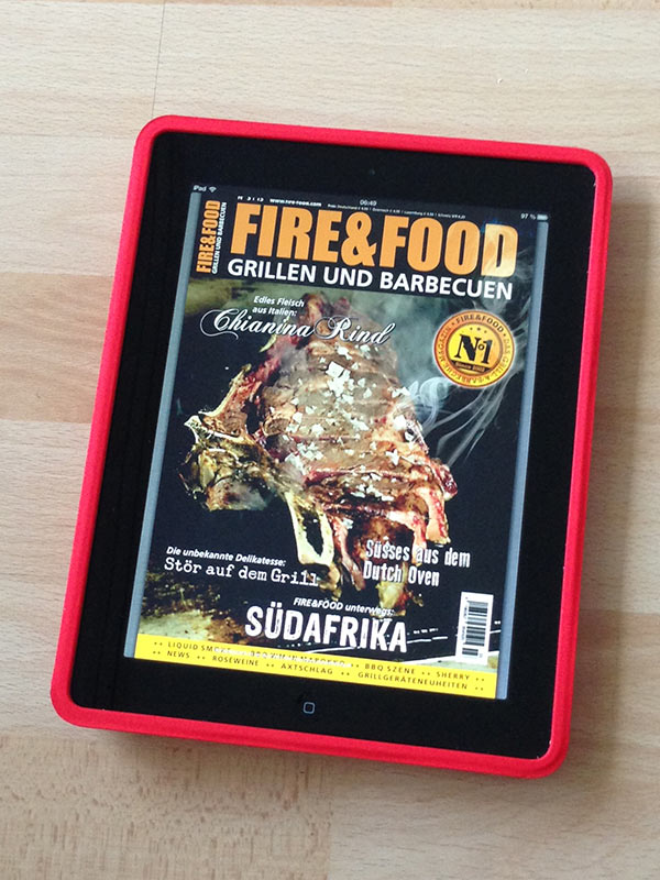 Fire & Food 03/2013