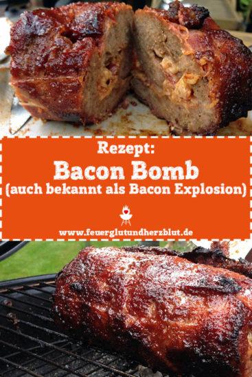 Rezept: Bacon Bomb (auch bekannt als Bacon Explosion)
