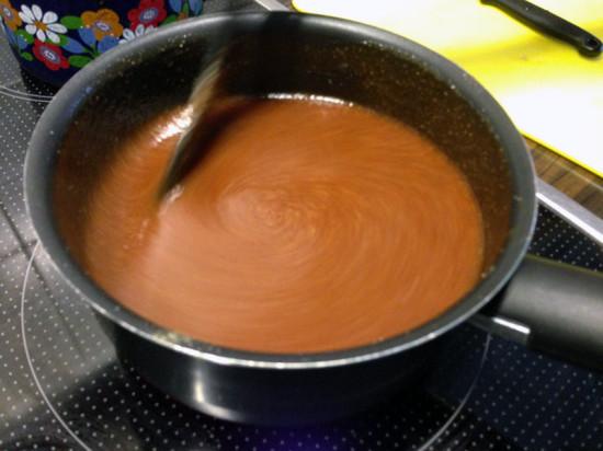 Bacon Bomb - BBQ-Soße