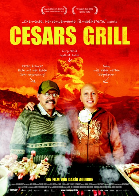 Plakat Cesars Grill