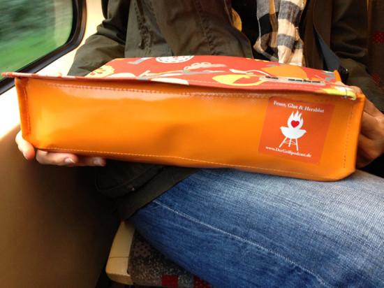 FGH-Aufkleber-Tasche