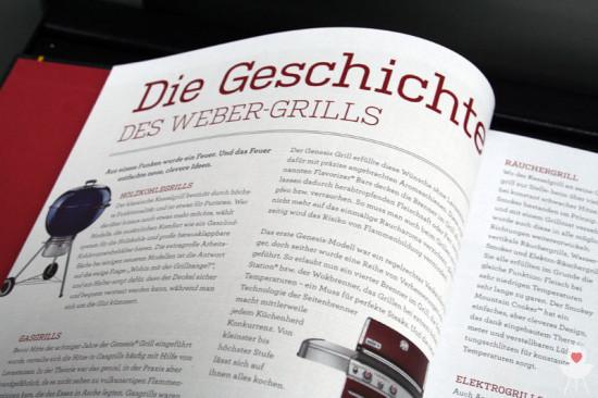 Weber's Classics Geschichte