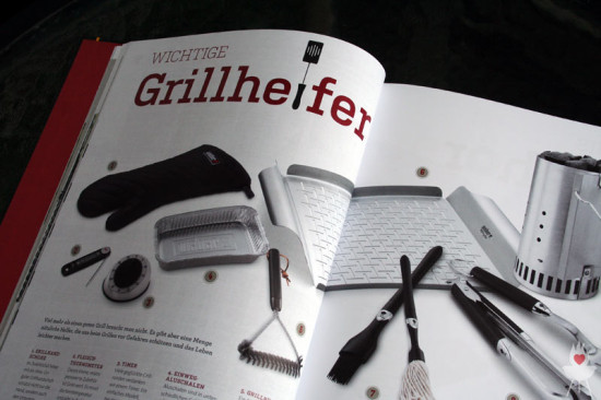 Weber's Classics Grillhelfer