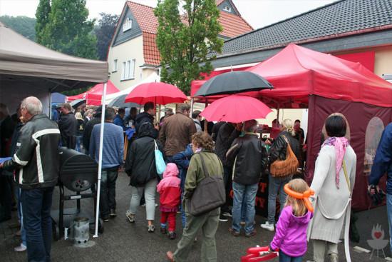 Bergisch BBQ2014 Zuschauer