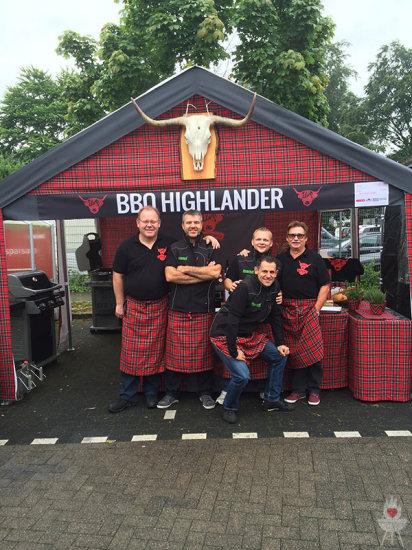 BBQ Highlander