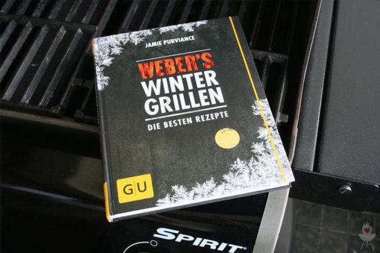 Weber's Wintergrillen - Das Buch