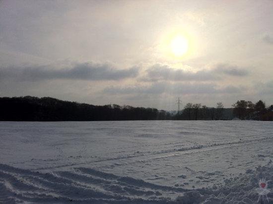 Weber's Wintergrillen Stimmungsbild