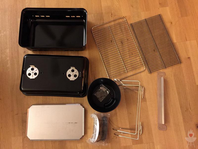 Weber Go Anywhere Holzkohlegrill Test : Weber grill go anywhere holzkohle test u a feuer glut und herzblut