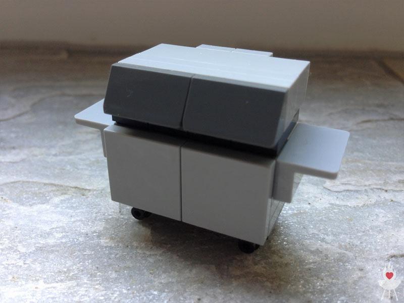 Lego-Grill