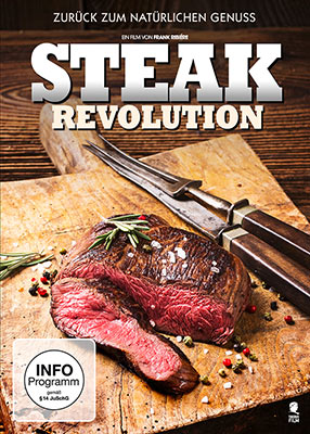 Steak Revolution Cover klein