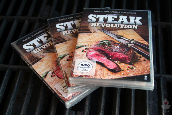 Steak Revolution DVDs