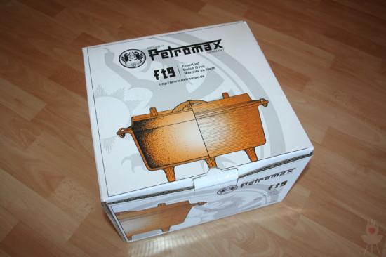 Petromax Feuertopf Verpackung
