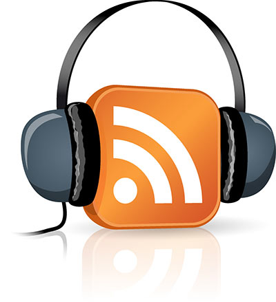 Podcaster-Logo