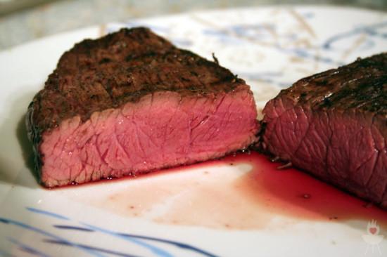 Steakchamp Thermometer - Fleisch fertig 2