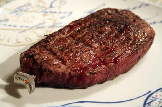 Steakchamp Thermometer Ruhezeit