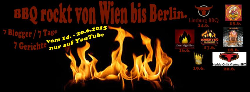 BBQ rockt von Wien bis Berlin