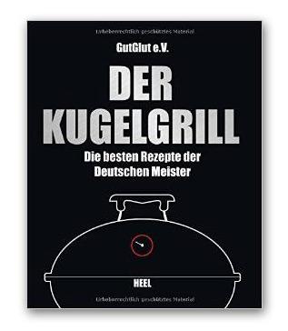 """Buch """"Der Kugelgrill"""""""