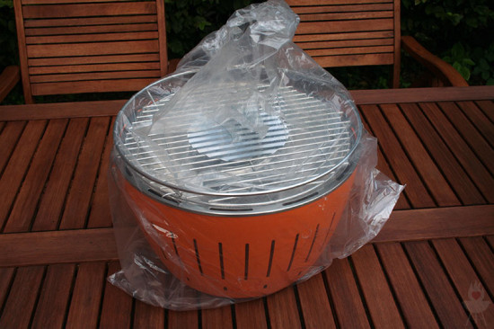 LotusGrill Grill verpackt 06