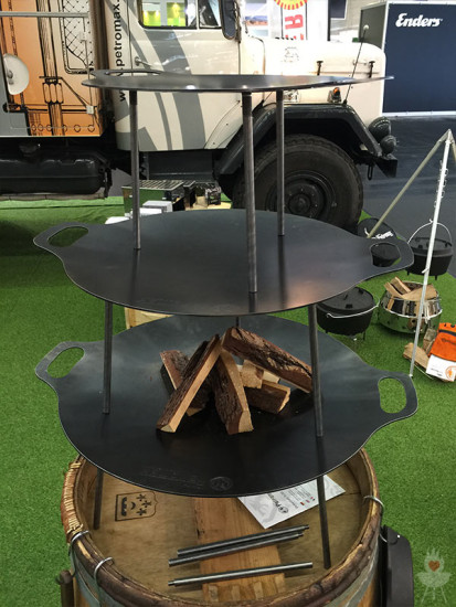 Petromax Grill- und Feuerschalen