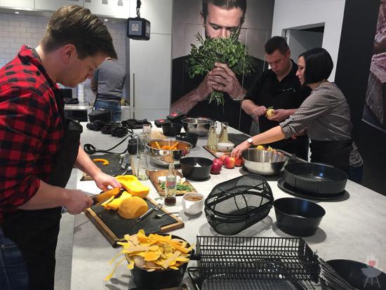 Weber kochen