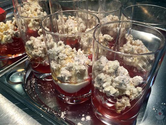 Popcorn-Crumble