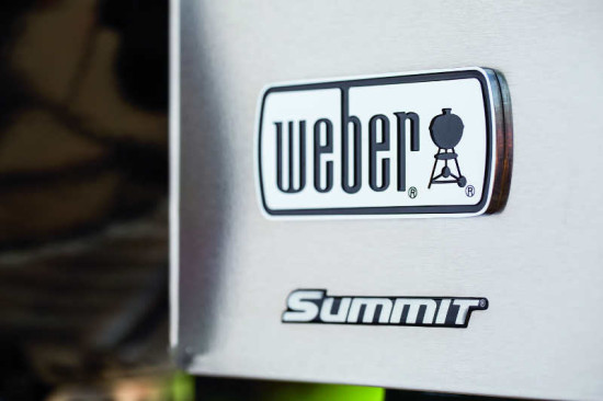 Weber Summit Charcoal Grill Logo