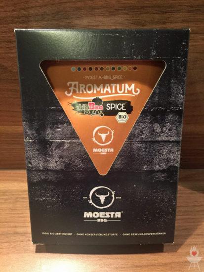bigBBQ-Spice Aromatum-Serie von Moesta-BBQ Packung