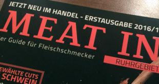 MEAT IN Ruhrgebiet Artikelbild