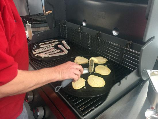 Pancakes und Bacon Genesis II Praxistest