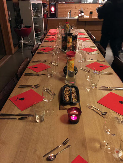 Tisch Genesis II Praxistest
