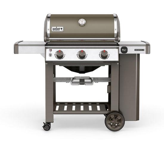 Weber Genesis II E-310 GBS SmokeGrey
