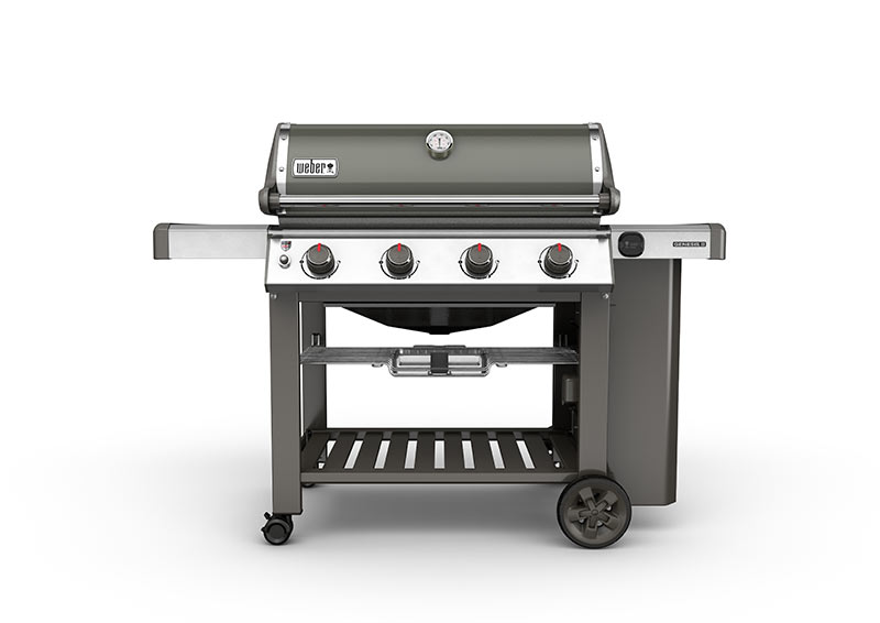 Weber Grill Outdoor Küche : Weber grill gasgrill genesis ii lx s gbs stainless steel