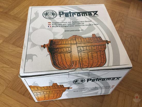 Petromax Gugelhupfform gf1 - Verpackung