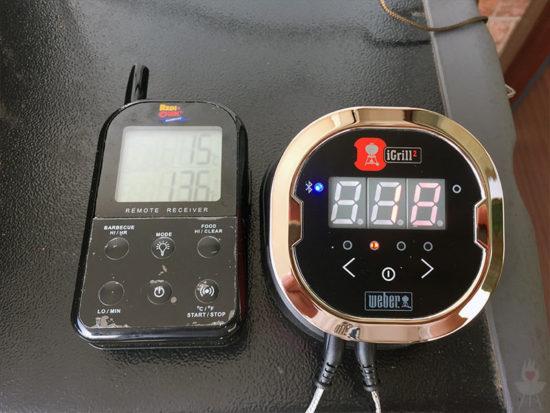 iGrill2 Thermometer Maverick-Vergleich