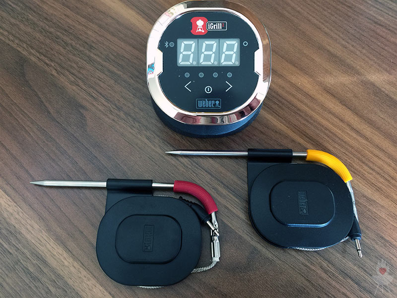 igrill2 bluetooth thermometer im test feuer glut und herzblut. Black Bedroom Furniture Sets. Home Design Ideas
