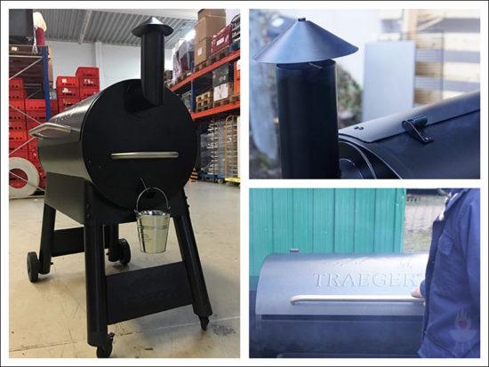 Traeger Pellet-Smoker