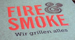 Buch Fire & Smoke Artikelbild