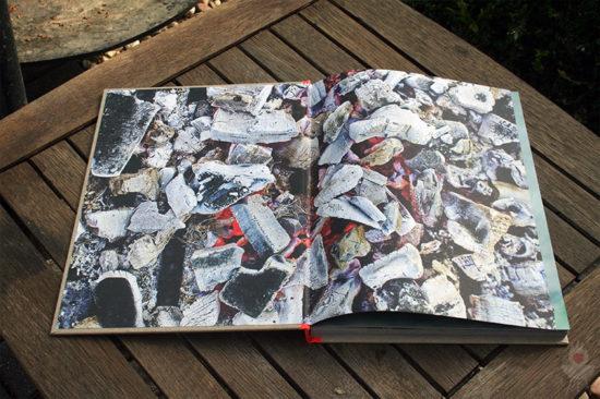 Buch Fire & Smoke Buchdeckel