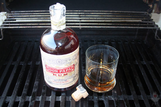 Don Papa Rum Grill