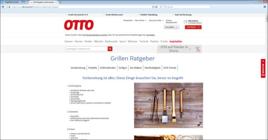 Grillratgeber OTTO Opengraph