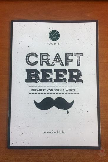 Craft Beer Booklet 2017
