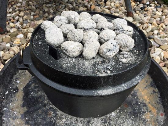 Schichtfleisch-Rezept Dutch Oven