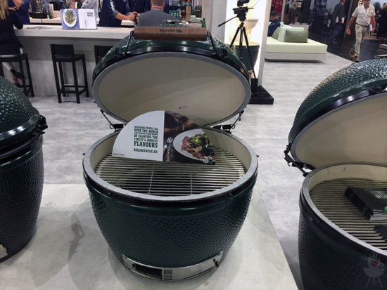 Big Green Egg Dreier